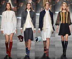 Louis Vuitton Women's Spring 2015 Collection