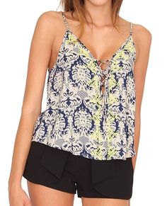 Stunner's Cami Crop Top
