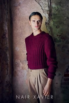 Nair Xavier Fall Winter 2015 Otoño Invierno - #Menswear #Trends #Tendencias #Moda Hombre