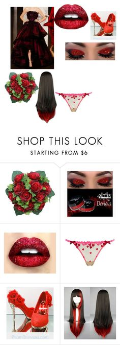 """""""wedding"""" by alicewholocked ❤ liked on Polyvore featuring Agent Provocateur"""