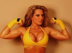 Vanessa Harding (Leslie Culton), semi-retired pro wrestler and manager http://womensprowrestling.blogspot.com/2007/06/vanessa-harding.html