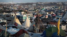 2/6/17 - The nearly year-long Standing Rock protest, which gained steam in final months of 2016, as thousands of protesters traveled to site from across the country, achieved its ends when Army Corps of Engineers denied Energy Transfer Products (ETP) a permit to build a portion of the Pipeline. The Standing Rock Sioux feared the pipeline had potential to contaminate the Missouri River, the source of the tribe's drinking water. Now new problem. . . THE GARBAGE left behind by activists....