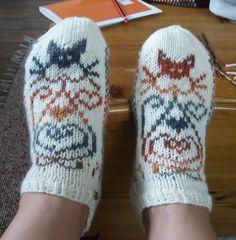 Crochet Socks, Knitting Socks, Knit Crochet, Awesome Socks, Cool Socks, Projects To Try, How To Wear, Handmade, Fashion
