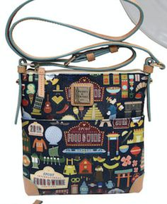 When Will The Epcot International Food And Wine Festival Dooney and Bourke Bags Be Released?