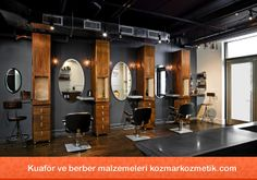 Not those mirrors though salon interior design, barber shop interior, barber shop decor, Barber Shop Interior, Barber Shop Decor, Beauty Salon Interior, Salon Interior Design, Interior Decorating, Zen Decorating, Beauty Salon Decor, Schönheitssalon Design, Home Design