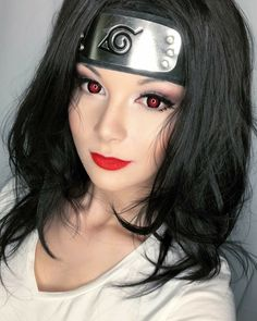 Great selection of Naruto and other Anime merchandise at affordable prices! Over 200 Anime related items: cosplay costumes, clothes, accessories and action . Naruto Cosplay, Cosplay Anime, Easy Cosplay, Cute Cosplay, Amazing Cosplay, Cosplay Outfits, Halloween Cosplay, Naruto Halloween Costumes, Itachi Uchiha
