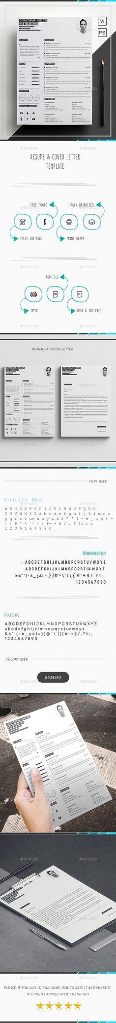 Resume Infographic resume Font logo