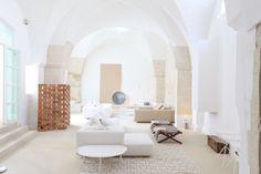 Renovation Of Ex Oil Mill - Salento -project by Ludovica + Roberto Palomba