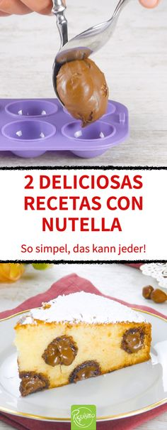 Brunch Recipes, Sweet Recipes, Cake Recipes, Cream Horns, Croatian Recipes, Slow Cooker Chicken, Chocolate, Sweets, Cooking