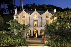 St. Nicholas Abbey - This beautifully preserved plantation provides tranquil surroundings, perfect for your #Barbados #Vacation!