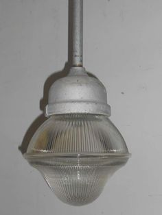 Outstanding pendant light by Osler of Birmingham the silver