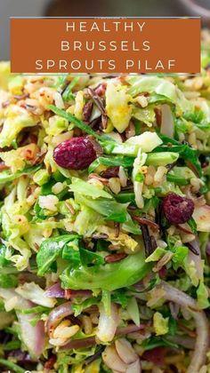 Seasoned Rice Recipes, Easy Rice Recipes, Vegan Dinner Recipes, Side Dish Recipes, Vegetarian Recipes, Healthy Recipes, Vegetarian Salad, Cabbage Recipes, Healthy Options