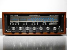 Marantz 2265B Stereo Receiver by oldsansui, via Flickr