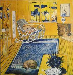 Prints & Graphics - Brett Whiteley - Page 2 - Australian Art Auction Records Australian Artists, European Art, Art Painting, Art For Art Sake, Australian Art, Art Auction, Painting, Australian Painting, Art