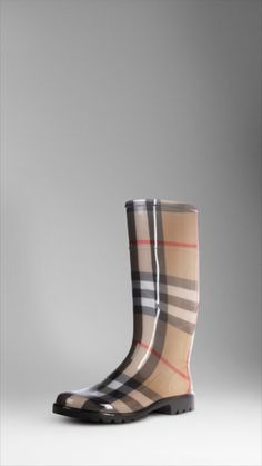 My favorite rain boots #London #Burberry #want #footwear #weather accessories
