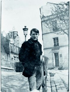 Picasso montmatre 1905