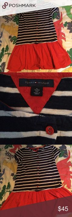 Tommy Hilfiger girl dress size :XL (16) Used. Tommy Hilfiger Dresses Casual