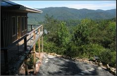 Sunrise Lookout - cabin in the Blue Ridge Mountains, definately going (: Sunrise Mountain, Wraparound Porch, Blue Ridge Mountains, Cabin Rentals, Travelling, Sidewalk, In This Moment, Dreams, Spaces