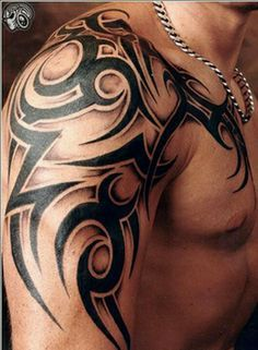 Las 11 Mejores Imágenes De Tatuajes Tribales En El Brazo Para