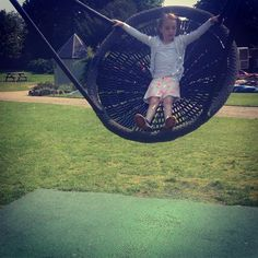 By Midday Carly had already had her swimming lesson, played in the park, had a greggs sausage roll! , and done lots + lots of scooting! Bundles of energy these  kidos are!! #CarlyDevon #Swing #PlayGround #Park #BundleOfEnergy #SummersDay (at last!!!!!) #Daughter #Age5 #InstaKids #Motherhood #MomBlogger #MumBlogger