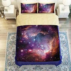 Galaxy Bedding Set Purple Red Galaxy Print Duvet Cover Be... https://www.amazon.com/dp/B01A22JL64/ref=cm_sw_r_pi_dp_xOCHxbMGPFM6P
