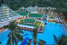 Le Meridien Phuket Hotels. Staying here for 6 days :) I don't think that will even be enough time to see the entire hotel itself!
