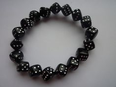 Dice Bracelet. £2.50, via Etsy.