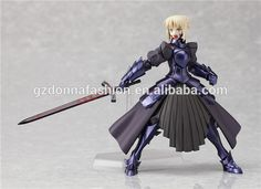 Wholesale 15cm Fate Stay Night Humble Wang Black Altria Pendragon Movable Action Figure, View hot toys, donnatoyfirm Product Details from Guangzhou Donna Fashion Accessory Co., Ltd. on Alibaba.com