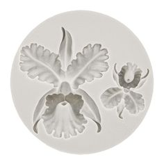 Orchids Mold by Chef Alan Tetreault Molds by Chef Alan Tetreault