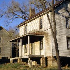 View, Lot 7, Glencoe Mill Village, Glencoe, Alamance County, North Carolina
