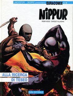 Nippur - Volume 4 - Alla Ricerca di Teseo