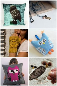 Owl inspired #owl my-monday-moodboards