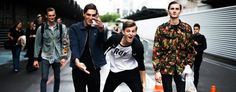 Call Off Duty: Street Style Behind the Scenes With Top Male Models