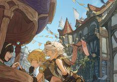 """しろね on Twitter: """"モンド! #原神… """" Character Art, Character Design, Albedo, Game Art, Fandoms, Sketches, Animation, Kawaii, Drawings"""