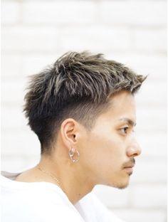 Japanese Men Hairstyle, Japanese Short Hair, Korean Men Hairstyle, Mullet Hairstyle, Mens Hairstyles With Beard, Asian Short Hair, Boy Hairstyles, Japanese Hairstyles, Korean Hairstyles