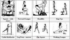http://GetCurvyNow.com/get-bigger-buttocks/ Best Butt Exercises