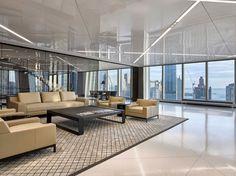 Stretch Ceiling Systems @ Condé Nast, New York, NY