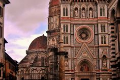 Florence, Italy  Been here! Beautiful architecture.