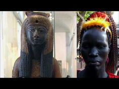 Black Queens  of Egypt, Africa    Physical Anthropology:  The skeletons and skulls of the Ancient Egyptians clearly reflect that they were a Negroid people with features very similar to those of modern Black Nubians and other people of the Upper Nile and of East Africa.