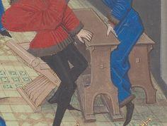 Regnault de Montauban, rédaction en prose. Regnault de Montauban, tome 2  Date d'édition :  1451-1500  Ms-5073 réserve  Folio 15r