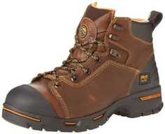 Timberland PRO Men's Endurance 6″ STEEL TOE Work Boot Review