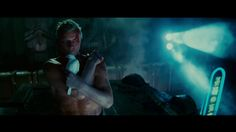 Roy Batty (Rutger Hauer) in Blade Runner (1982).
