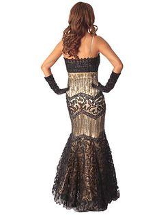 Art Deco Prom Dress | Art Deco Evening Gowns