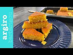 ΣΑΜΑΛΙ εύκολο και νηστίσιμο με όλα τα μυστικά της Αργυρώς Μπαρμπαρίγου | Argiro.gr - YouTube Greek Desserts, Greek Recipes, Corn Dogs, Cornbread, Diy And Crafts, Sweet Tooth, Sweets, Homemade, Vegan