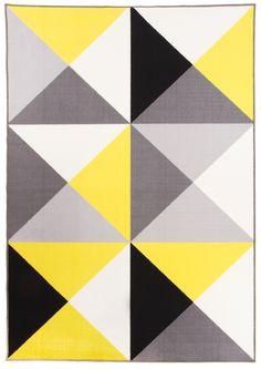 Vallila Kartio Yellow Rug | AllModern.co.uk