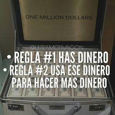 Las reglas de dinero  [ #UltraMotivacion #dinero #mente #millonarios #frases…