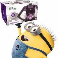 Here's the Aloe Vera Diet (C9) minion, bringing you your diet pack (covered of course by Forever's 60-Day Money-Back Guarantee): www.aloevera.co #aloeveradiet #clean9diet