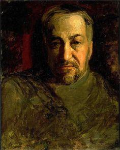 Self-portrait - Thomas Eakins