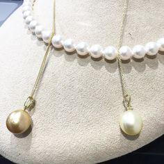 女人 戴上珍珠珠寶的同時 就像是穿戴上了戰服一樣 擁有自信的踏出每一步 踏出屬於自己的每一個故事