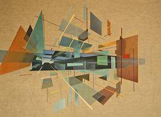 Architectural Representations by Daniel Mullen